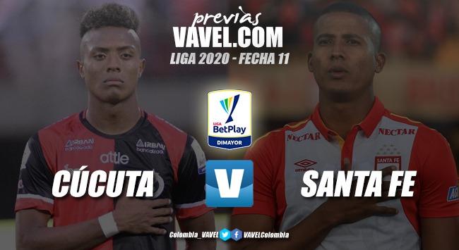 Previa Cúcuta Deportivo vs Independiente Santa Fe: en busca del triunfo para seguir soñando