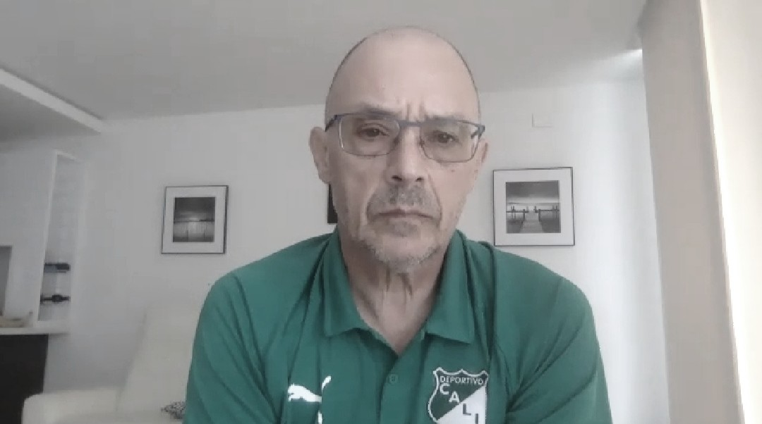 """Alfredo Arias: """"Estoy muy conforme con el equipo, hemos merecido más de lo que tenemos"""""""