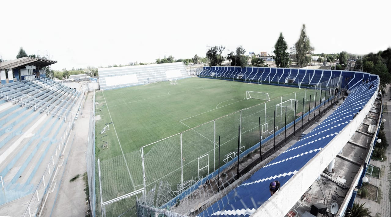 El último partido oficial en el Feliciano Gambarte fue en el 2004, contra Tiro Federal de Rosario.