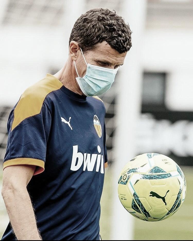 Javi Gracia se queda, pero pone su puesto a disposición del Valencia