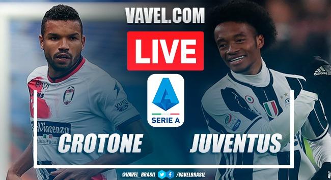 Gols e melhores momentos deCrotone 1 x 1 Juventus pelo Campeonato Italiano 2020
