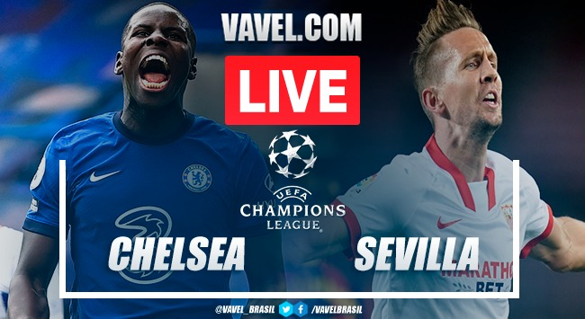 Gols e melhores momentos de Chelsea 0 x 0 Sevilla pela Liga dos Campeões