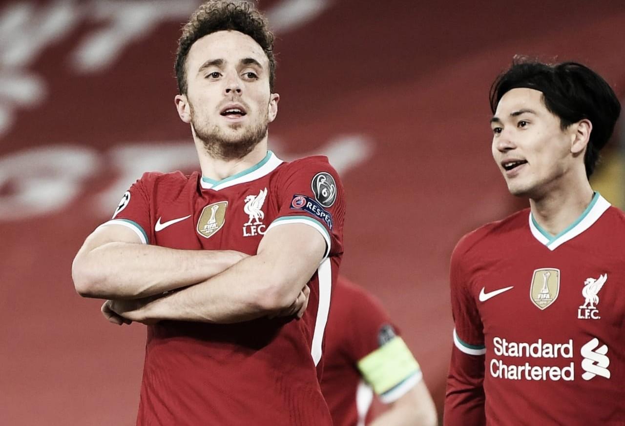 Reds seguem 100% na Champions (Divulgação/Liverpool)