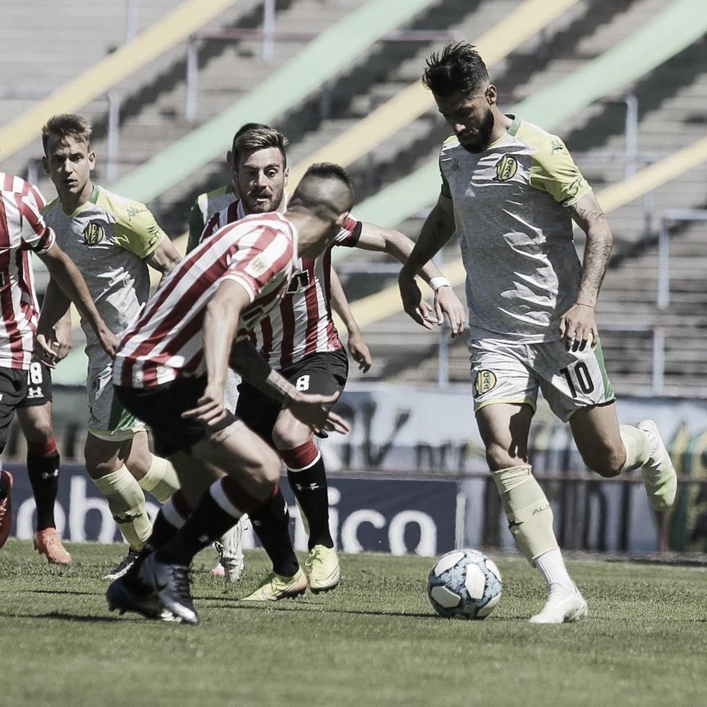 En Mar del Plata, Aldosivi y Estudiantes empataron sin goles en el inicio de la Copa LPF. Foto: Prensa Aldosivi.