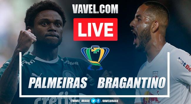Gols e melhores momentos de Palmeiras x Red Bull Bragantino (1-0)