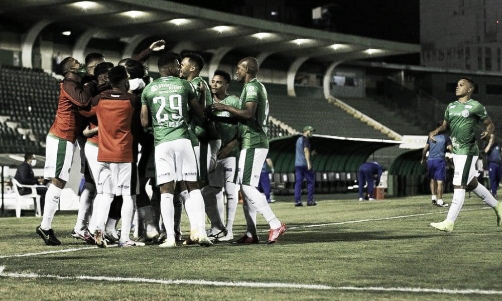 Já no returno da Série B, Guarani vence CSA em noite de golaços
