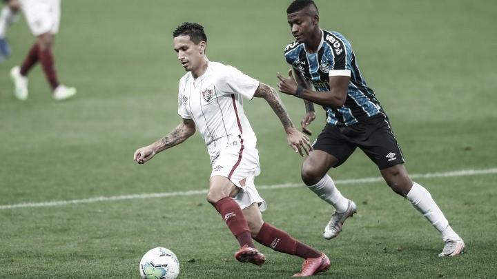 Gols e melhores momentos de Fluminense 0 x 1 Grêmio pelo Campeonato Brasileiro