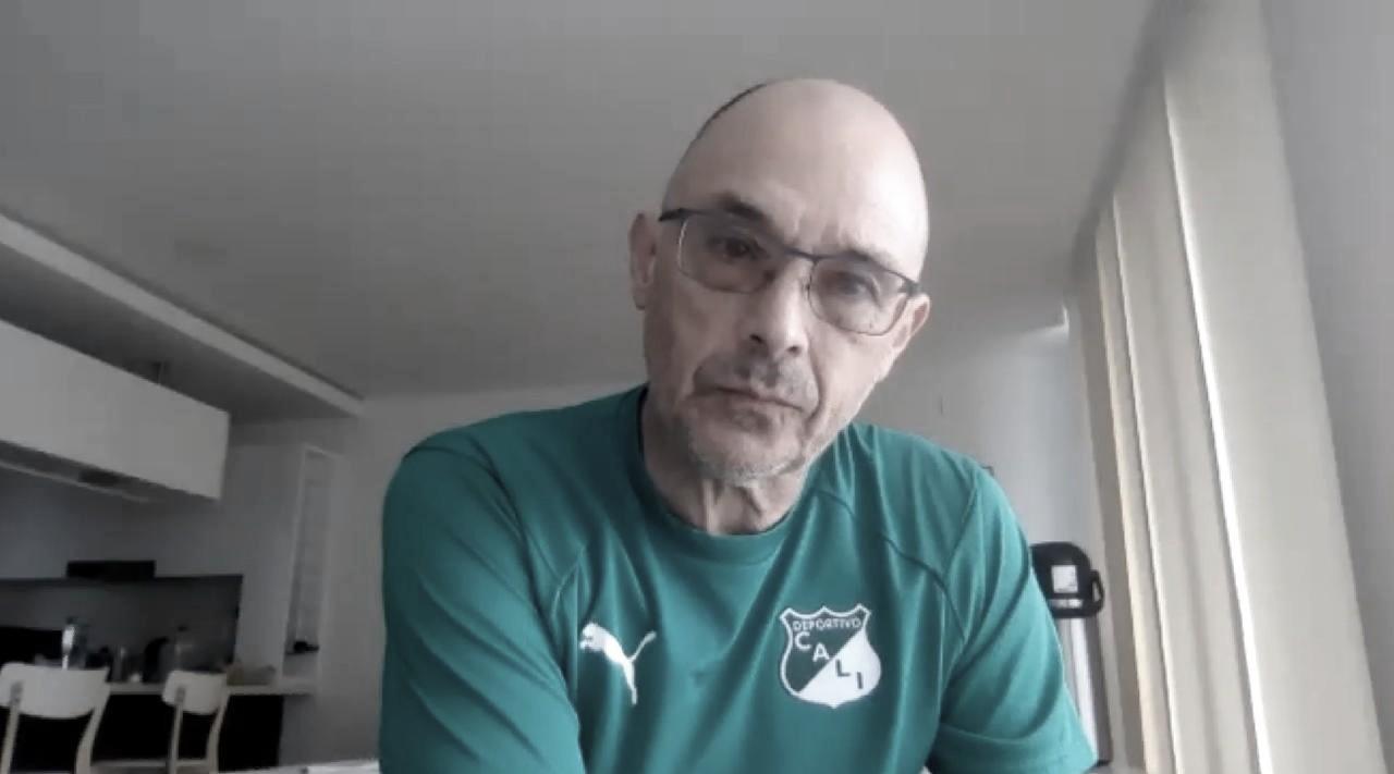 """Alfredo Arias: """"Necesitamos salir por esos tres puntos ante un equipo que maneja muy bien los conceptos del juego"""""""