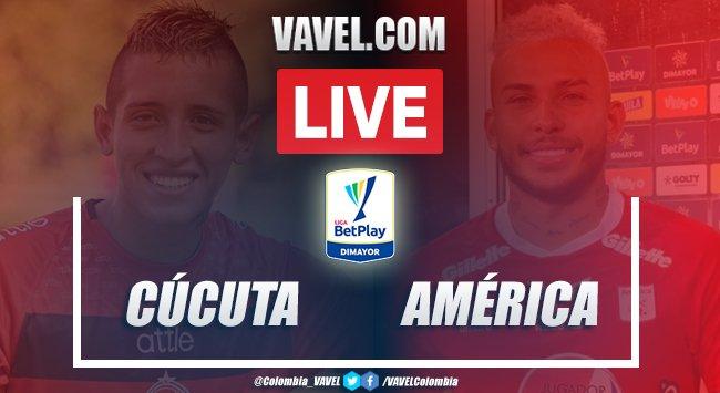 Resumen Cúcuta vs América (0-3) por Liga BetPlay 2020