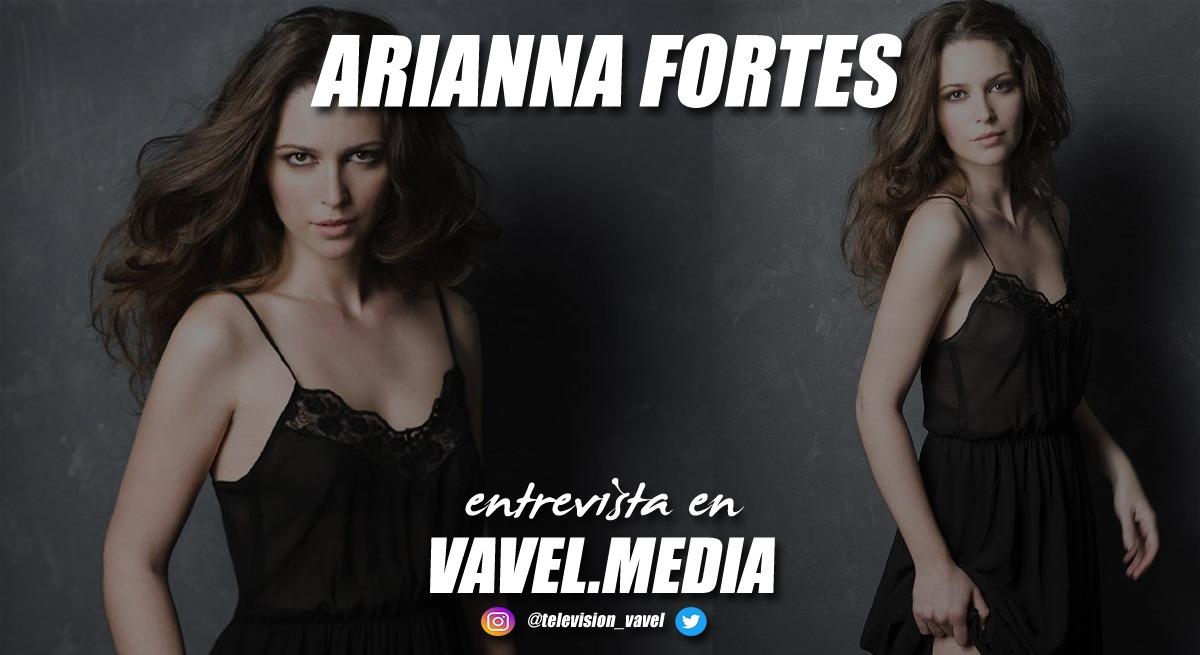 "Entrevista. Arianna Fortes: ""Cuando era más jovenpensaba que saber llorar era saber actuar"""