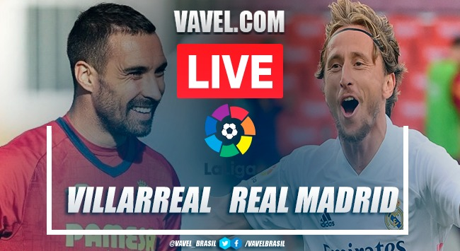 Resumen Villarreal 1 - 1 Real Madrid en Liga Santander