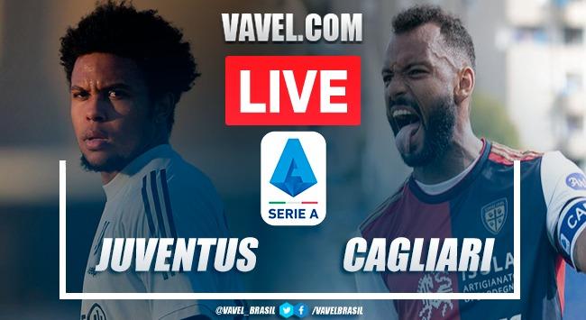 Gols e melhores momentos de Juventus x Cagliari (2-0)