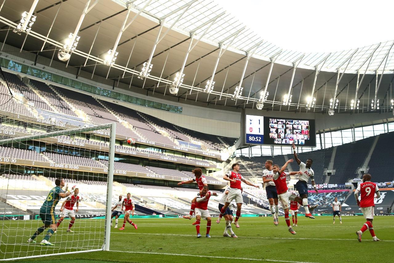 Tottenham vs Arsenal Live Result Stream Updates and EPL Scores