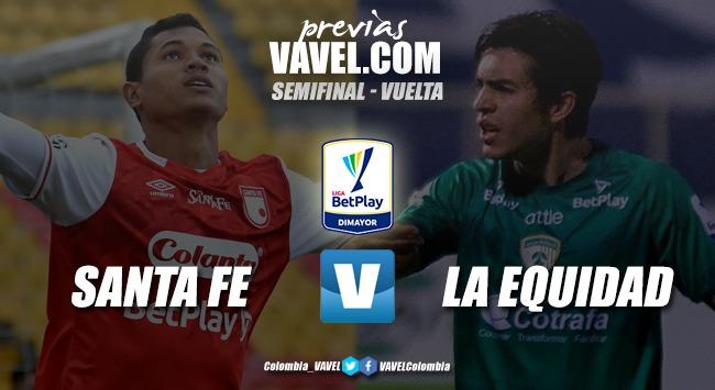 Previa Independiente Santa Fe vs. Equidad: los 'leones' quieren asegurar la final ante el 'asegurador'