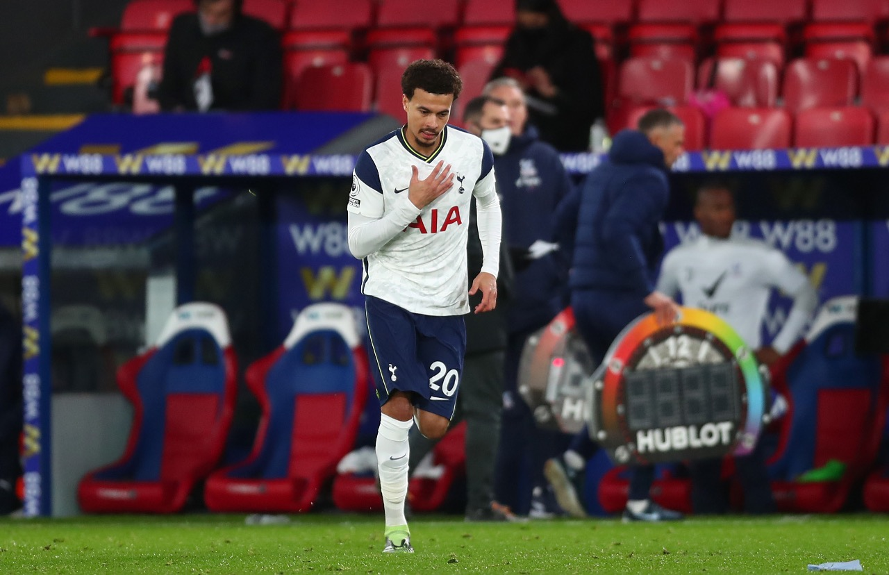 Dele returns to Premier League action