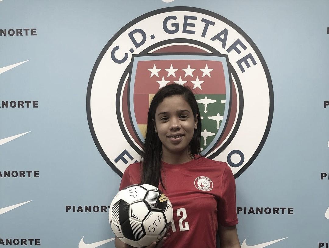 Ex-Iranduba, atacante Erica Gomes assina contrato com Getafe