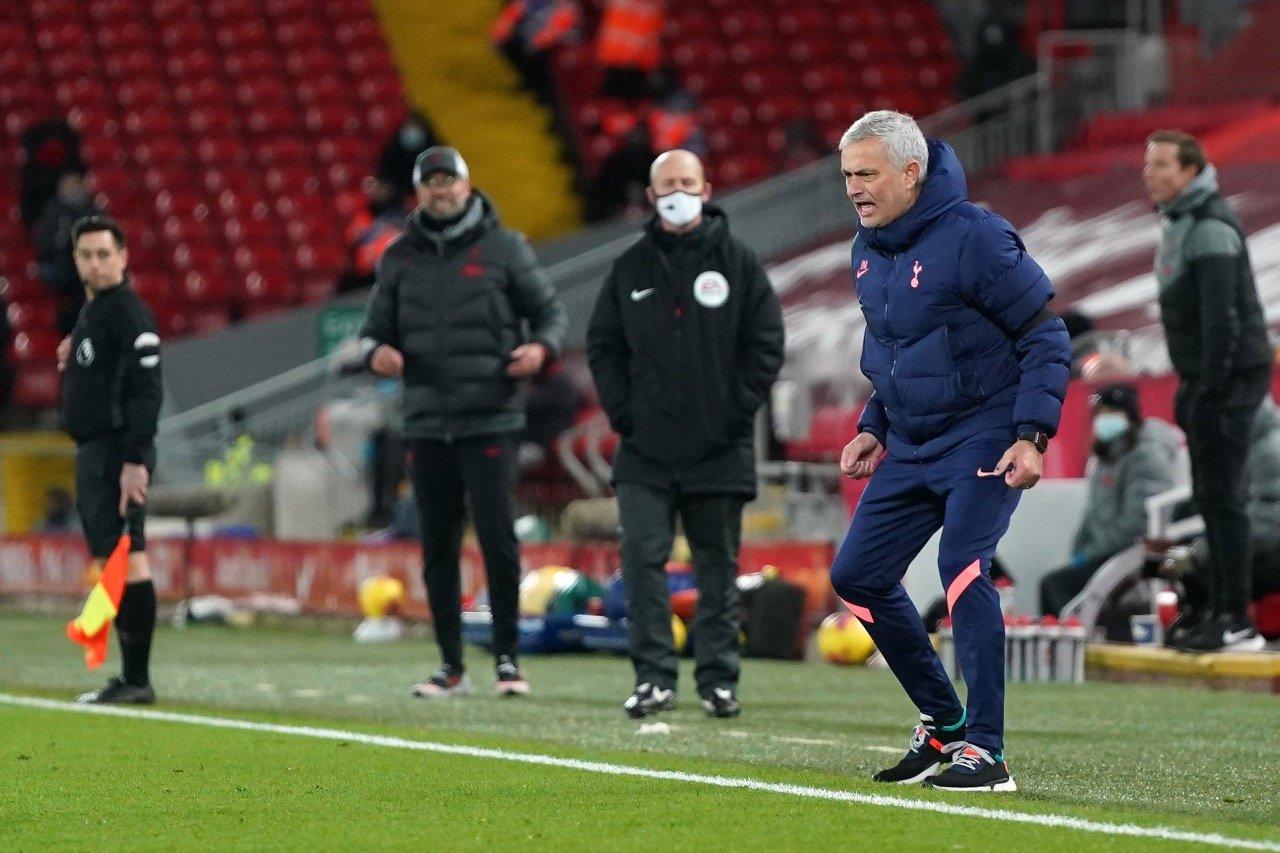 "Jose Mourinho:""The better team lost"""
