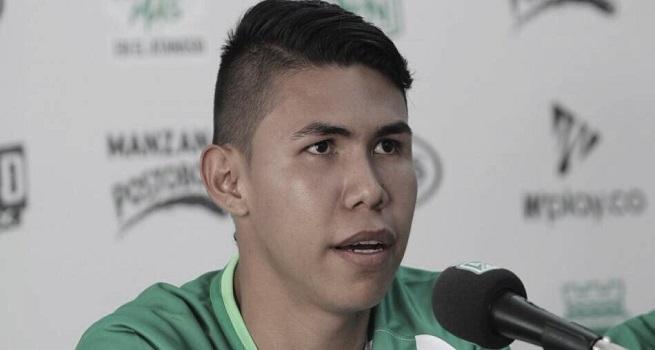 """Nicolás Hernández: """"Vengo preparado, con la mentalidad de aportarle al equipo"""""""