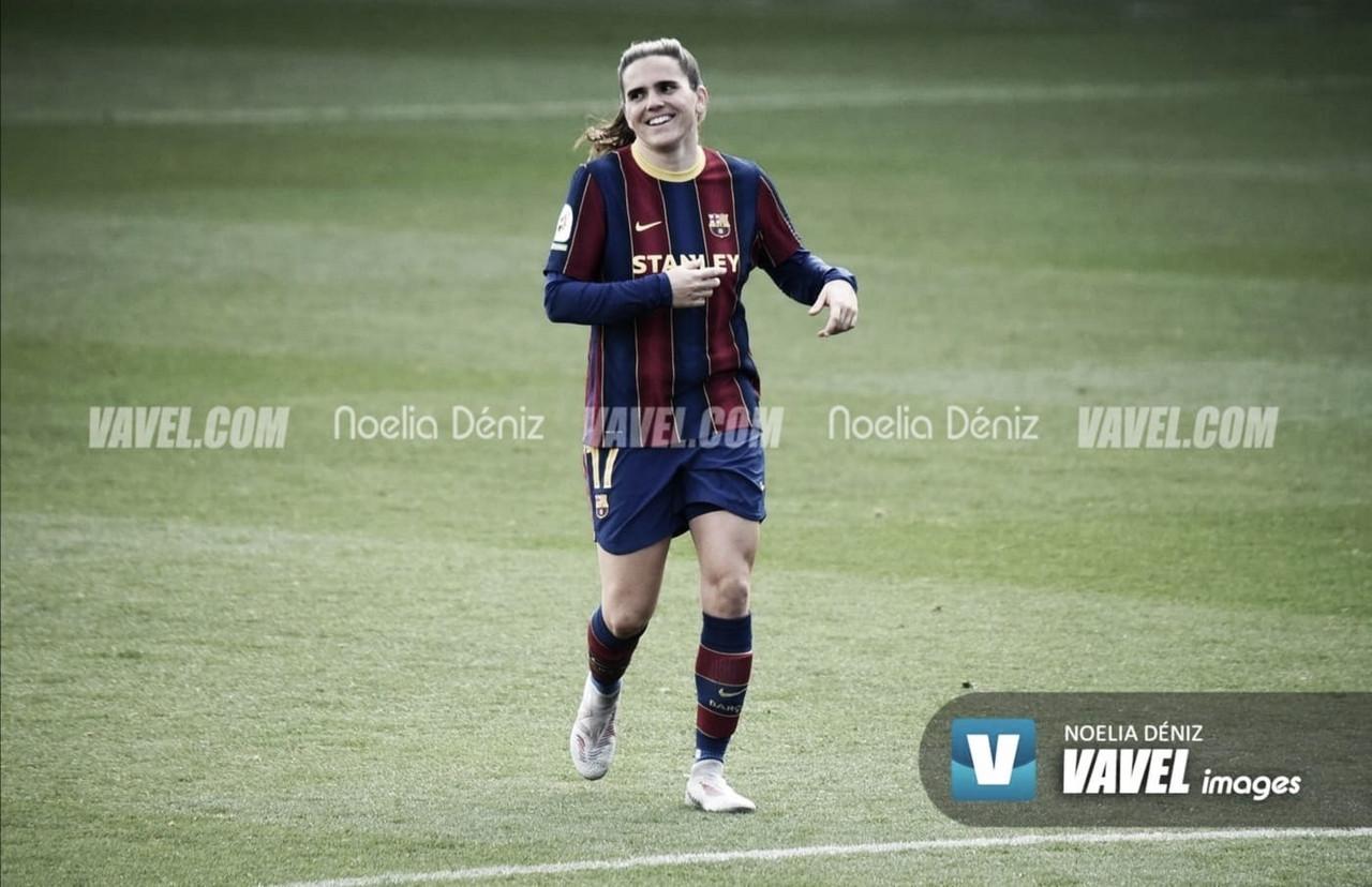 """Andrea Pereira: """"El partido se disputará pensando mucho en la final de la semana que viene"""""""