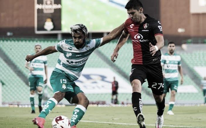 Atlas buscará su primera victoria ante Santos