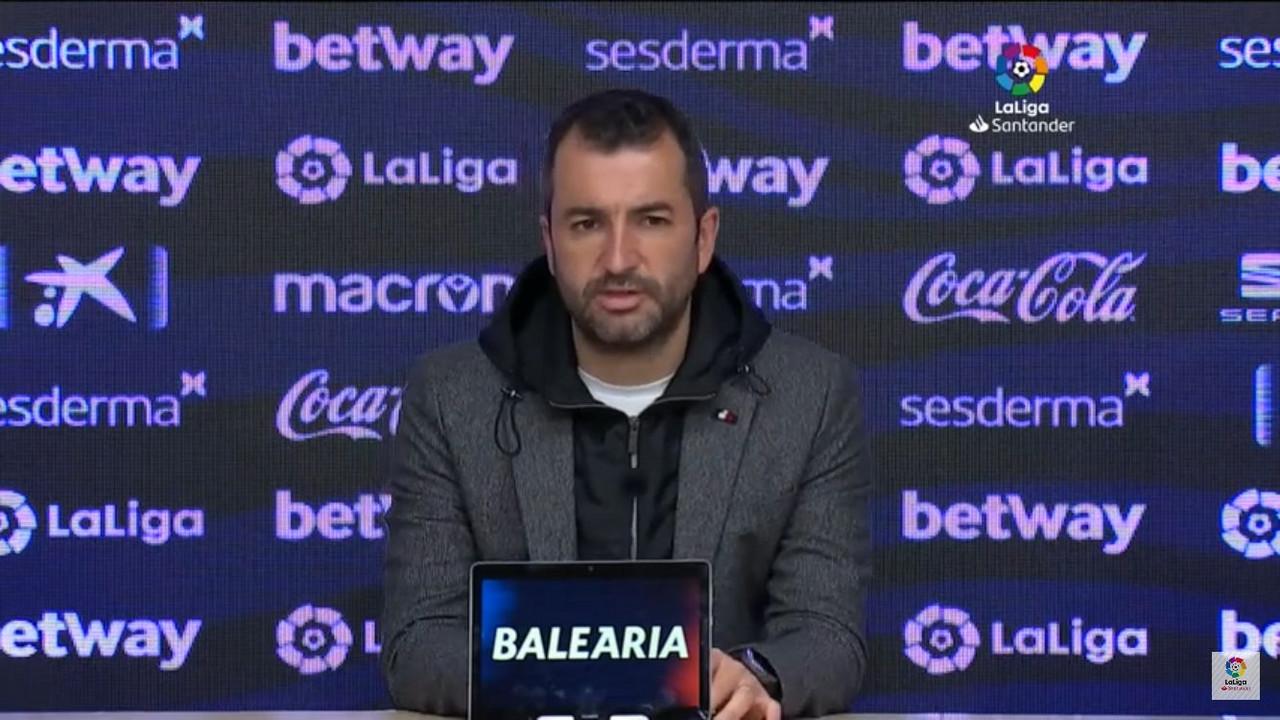 """Diego Martínez: """"Tuvimos una fe muy grande"""""""