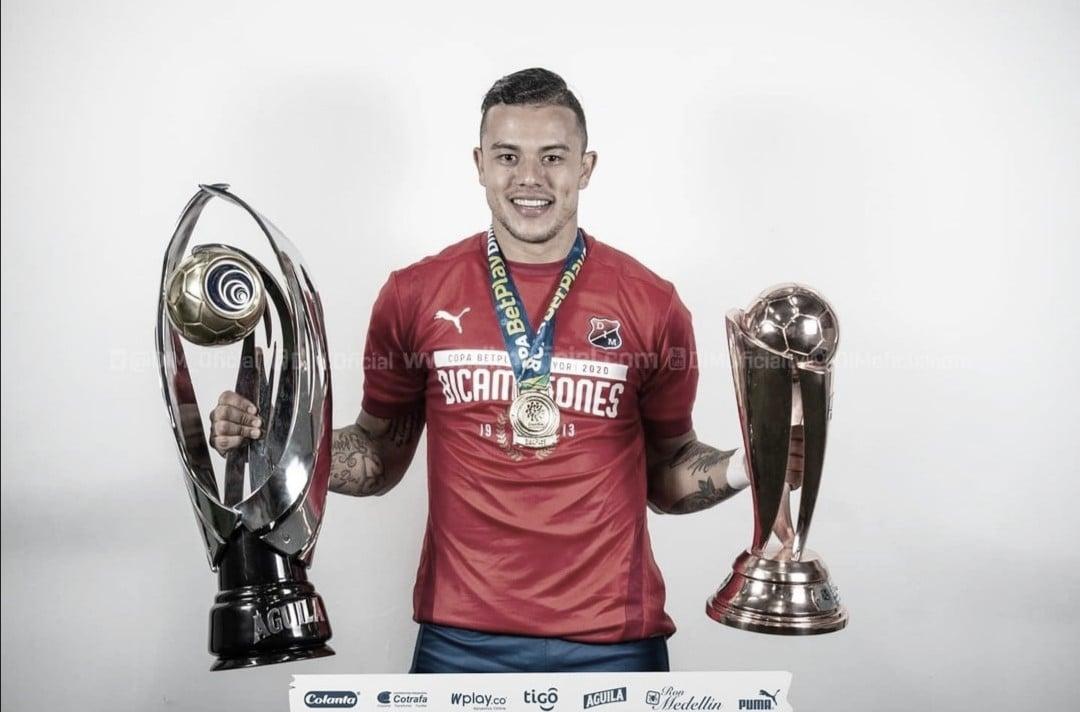 Los jugadores que repiten título con el DIM en la Copa Colombia