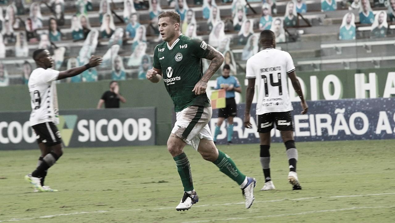 Goiás bate Botafogo e se mantém vivo na briga contra rebaixamento