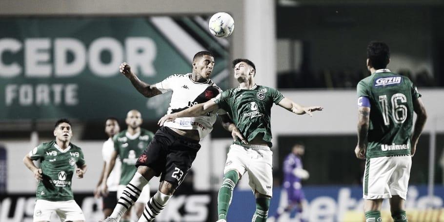 Vasco recebe Goiás na última rodada com rebaixamento praticamente decretado