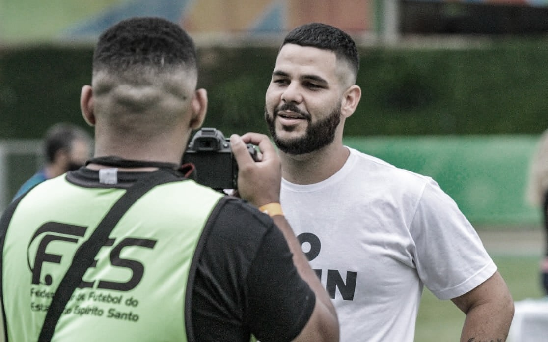 Fellipi Marques projeta sequência decisiva do Vilavelhense no Capixabão 2021