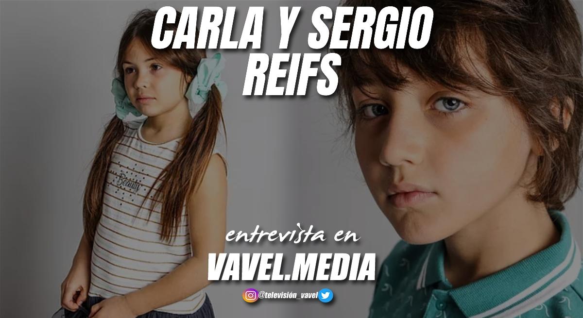 """Sergio y Carla Reifs: """"Mantener la cultura es como ir al colegio, sólo hay que respetar las medidas de seguridad"""""""