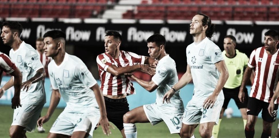 Poco rendimiento y un resultado esperado en La Plata