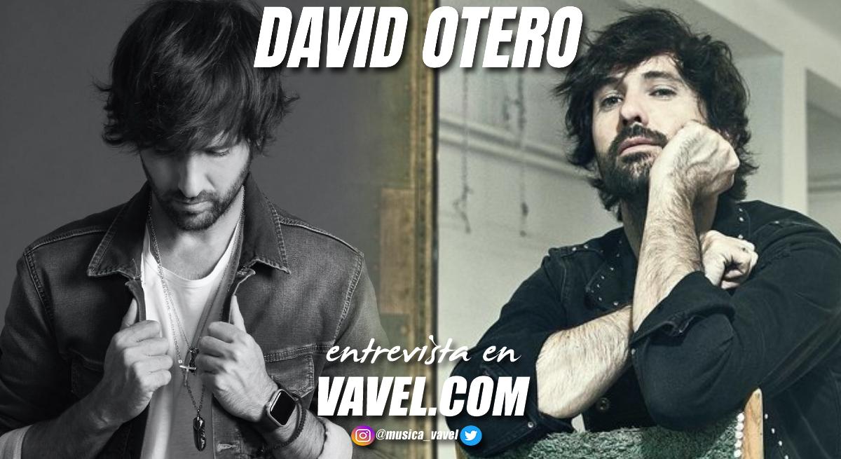 """Entrevista. David Otero: """"Los artistas que colaboran en """"Otero y Yo"""" eran público de esas canciones"""""""