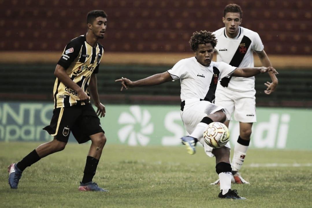 Pelos primeiros três pontos, Vasco e Volta Redonda se enfrentam no Cariocão