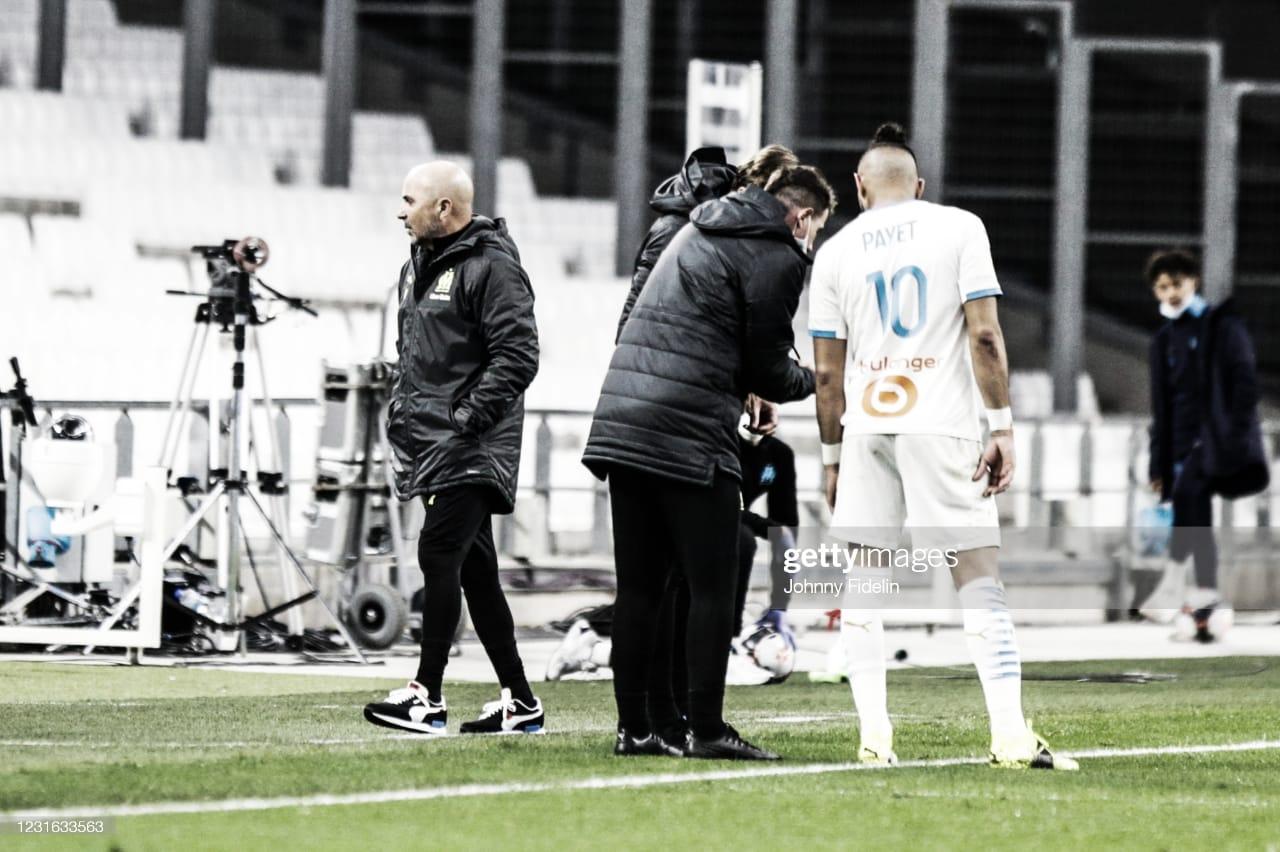 Sampaoli debutó en el Olympique de Marsella con un triunfo