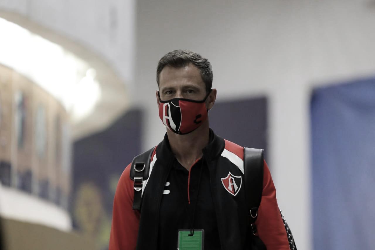 """Diego Cocca: """"Venimos a dar la talla"""""""