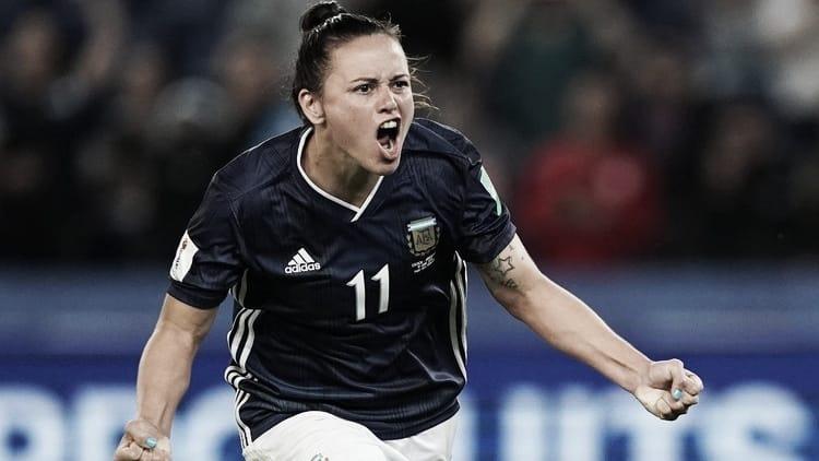 Borrello dio a conocer la lista de jugadoras convocadas para la próxima fecha FIFA
