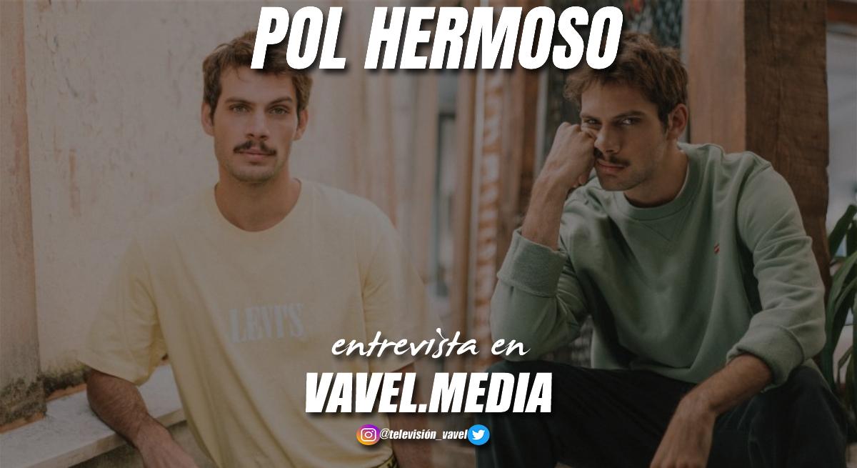 """Entrevista al actor Pol Hermoso: """"Ojalá esta serie fuera ciencia ficción"""""""