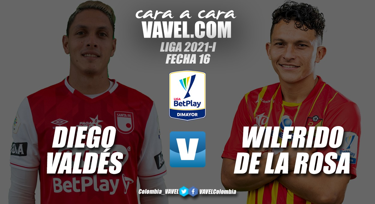 Cara a cara: Diego Valdés vs. Wilfrido de la Rosa