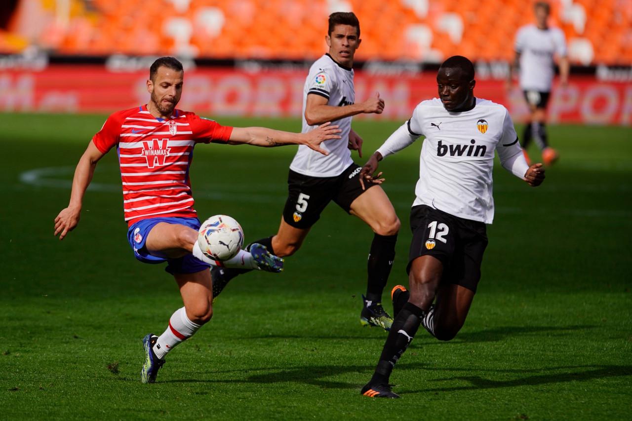 Soldado se perderá el partido ante el Valladolid