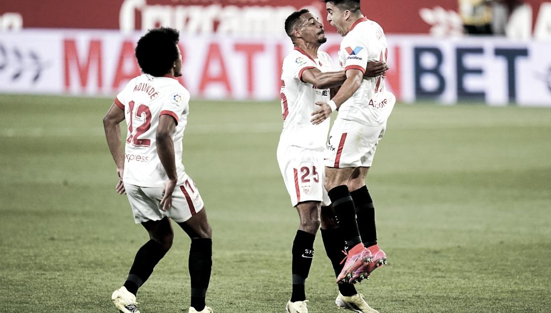 Cuatro años después, Sevilla vence al Atlético en LaLiga
