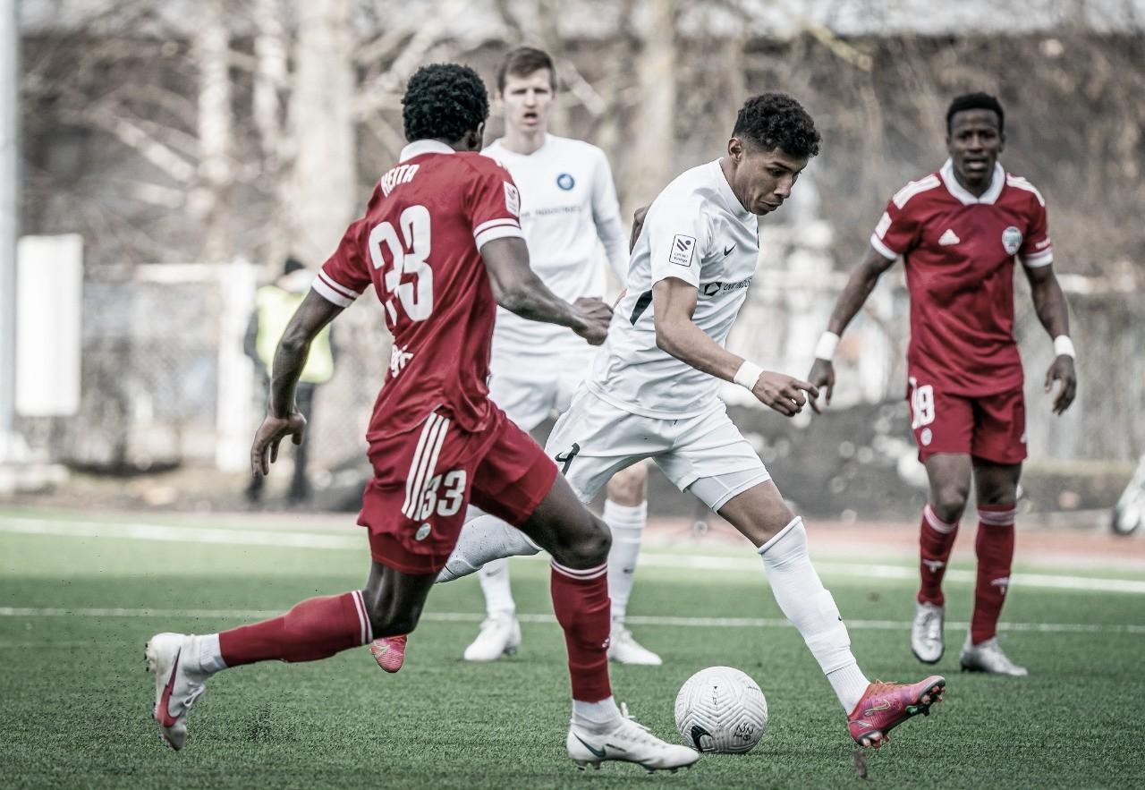 Após primeira vitória na temporada, Emerson Baiano destaca confiança retomada doFK RFS