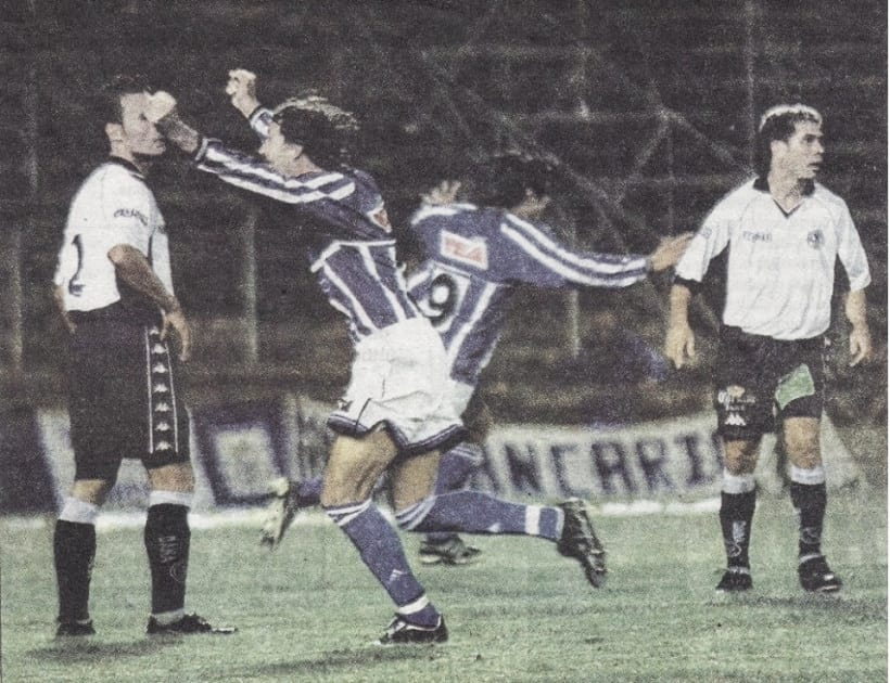 Se cumple un nuevo aniversario en que el Godoy Cruz mandó al descenso a Independiente Rivadavia