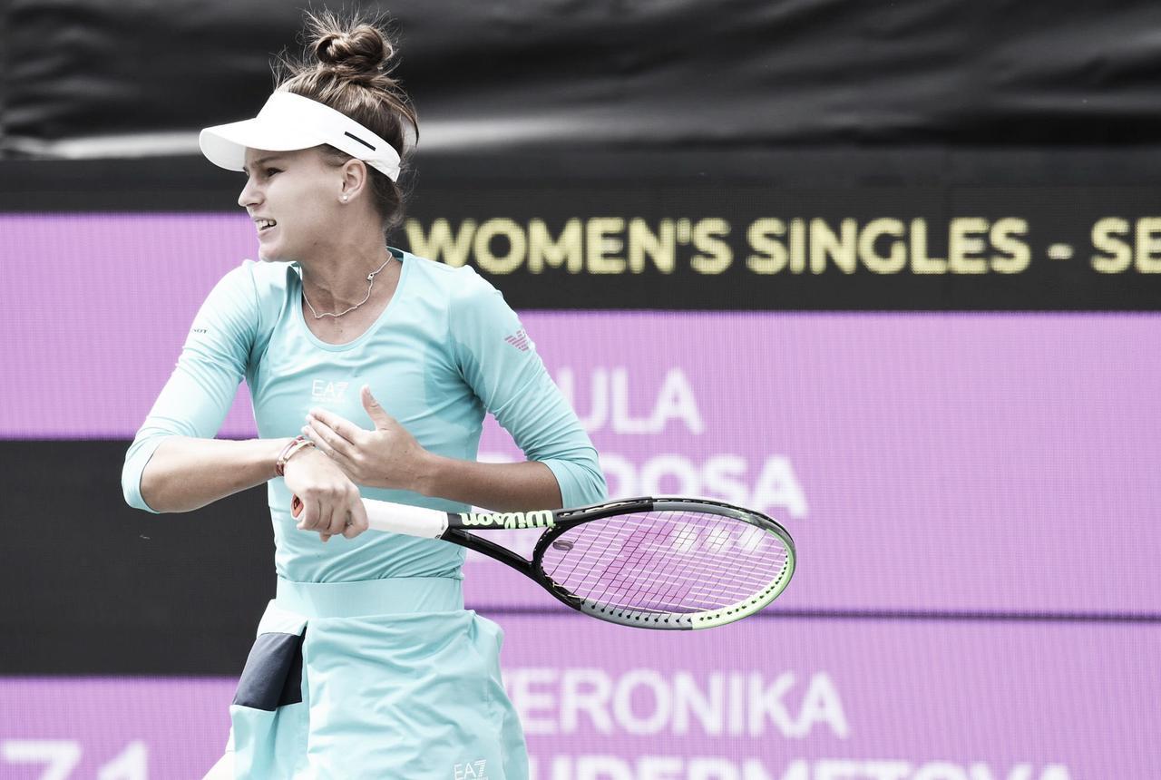 Kudermetova bate Badosa em Charleston e vai à segunda final em 2021