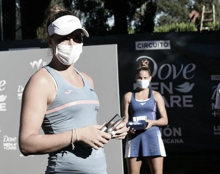 Bia Haddad supera rodada dupla e conquista segundo título seguido na Argentina