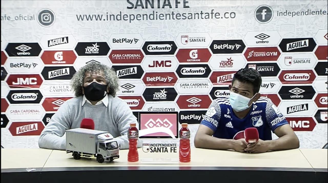 """Alberto Gamero: """"Ellos siempre dicen que para ser campeones faltan siete partidos, vamos a ir con todo"""""""