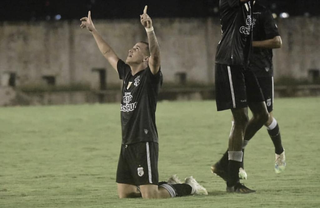 Birungueta brilha, Treze goleia Atlético-PB e começa bem no Paraibano