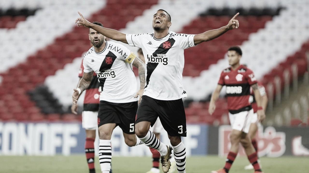 Na superação, Vasco vence Flamengo e acaba com jejum no Clássico dos Milhões