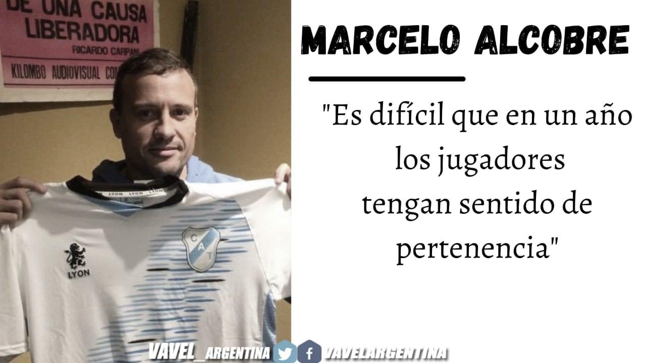 Marcelo Alcobre: ''El proyecto integral apunta a seguir creciendo''