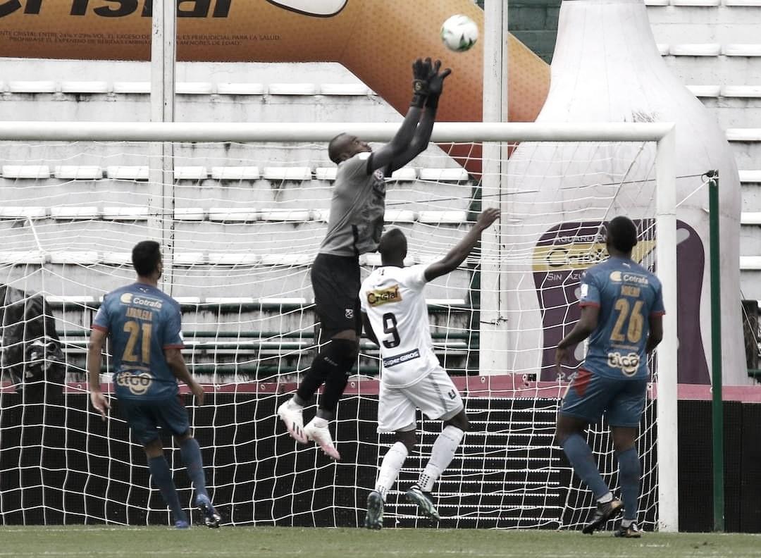 Los datos que dejó la derrota del Medellín en la última fecha de la Liga 2021-I