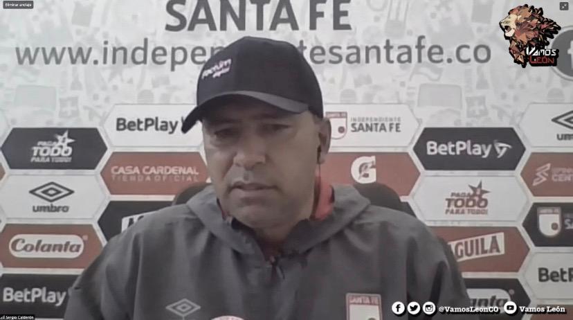 """Harold Rivera: """"Cualquiera no juega Copa Libertadores ni disputa cuartos"""""""